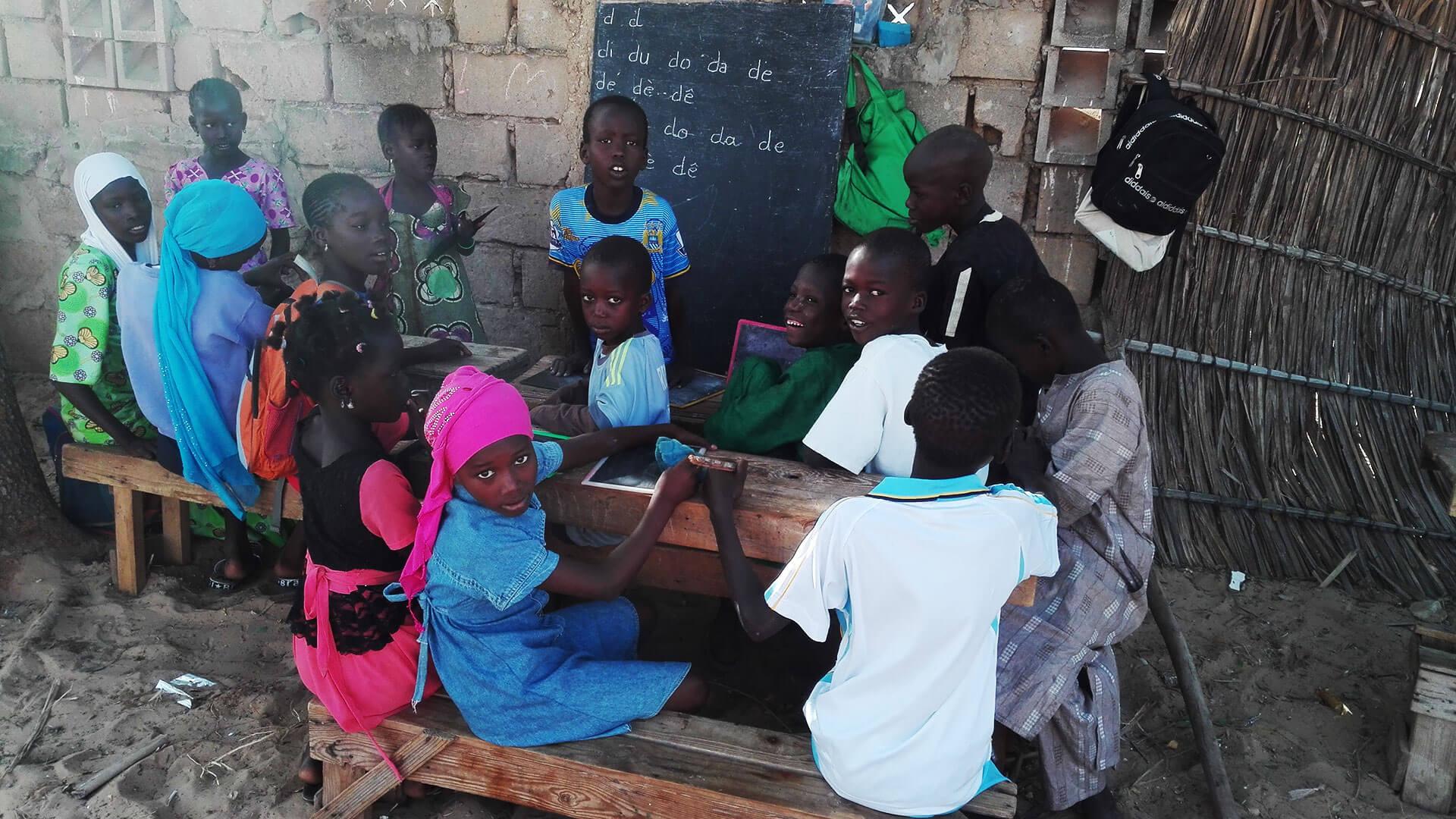Dakar / Sénégal Un projet pour les enfants démunis