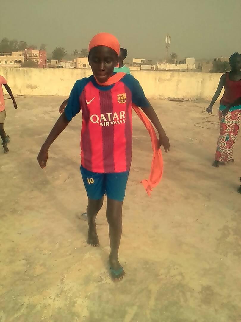 Malika Vision . Ein Projekt für Kinder aus armen Familien im Sénégal.
